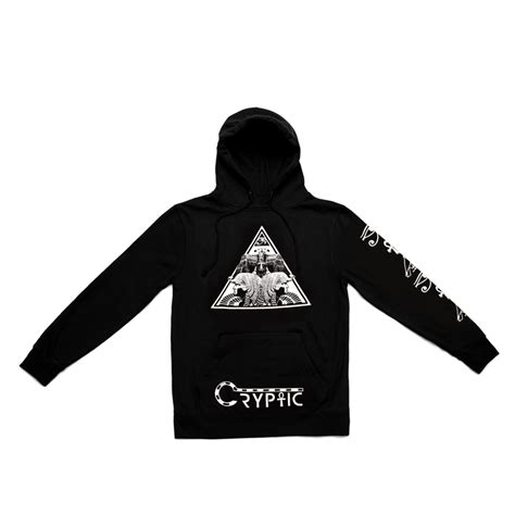 illuminati hoodie illuminati secret society hoodie black cryptic apparel