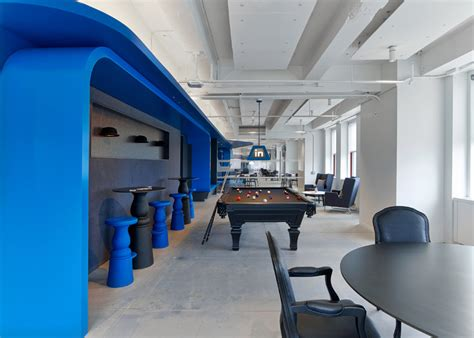 J Interiors by Linkedin S Remodeled Offices A Speakeasy And Plenty