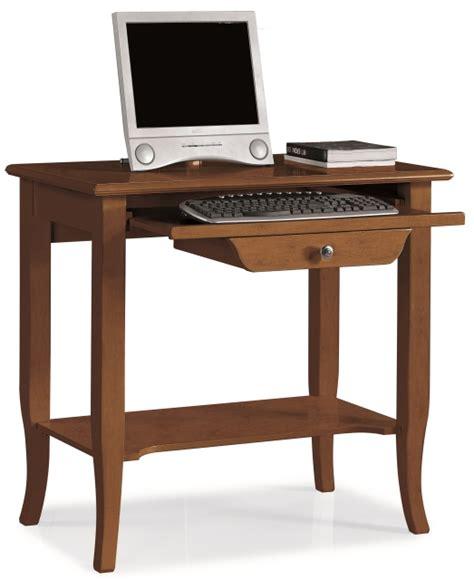 scrittoio porta computer scrittoio porta computer in legno