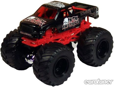 monster trucks toys brian deegan mulisha monster truck toys eurotuner