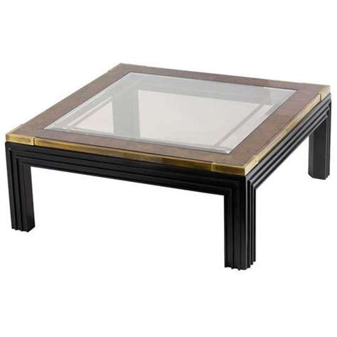 Large Glass Top Coffee Table Large Square Coffee Table With Drawers Home Design Ideas