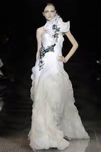 armani wedding dresses giorgio armani wedding dresses for and style