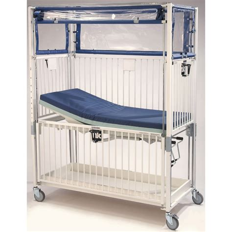 pediatric bed nk medical klimer pediatric icu hospital crib