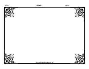 Headstone Designs Templates Pictures To Pin On Pinterest Pinsdaddy Headstone Design Templates