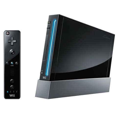 nintendo wii console best price nintendo wii black console with controller best price