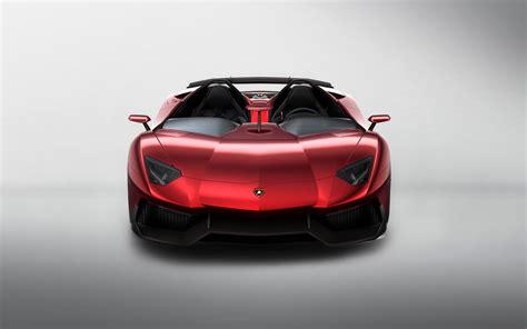 Lamborghini Aventador Cylinders Lamborghini Aventador J Look Automobile Magazine