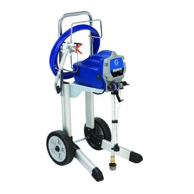 graco x7 airless paint sprayer 262805 the home depot