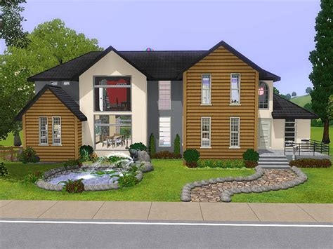 sims 3 home design ideas the sims 3 house design on pinterest sims 3 the sims