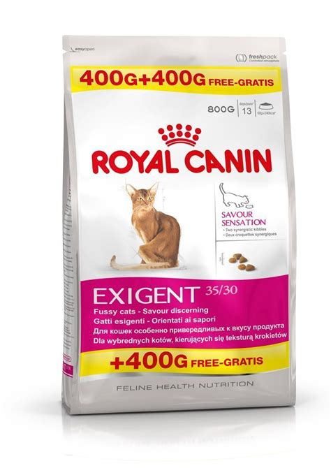 Promo Royal Canin 400 Gr Cat 30 etapa adulta exigent 33 400gr