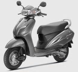 Activa Honda Price In Chennai About Honda Activa 3g Price Features Colors Etc