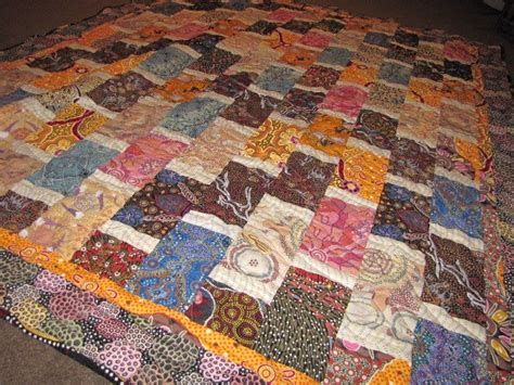 Patchwork Patterns Australia - 14 best images about aboriginal fabric quilts on