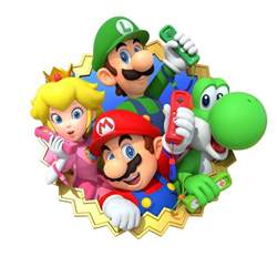 U Sofa Roller by Check Out New Mario Party 10 Footage In Four Minute