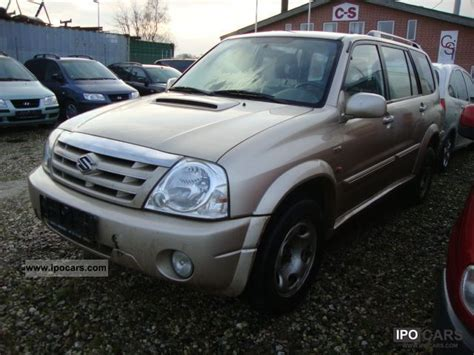 Suzuki Diesel Grand Vitara 2006 Suzuki Grand Vitara Xl 7 2 0 Diesel Car Photo And Specs