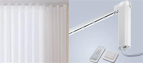 remote control curtain track silent gliss 5100r new autoglide electric curtain track