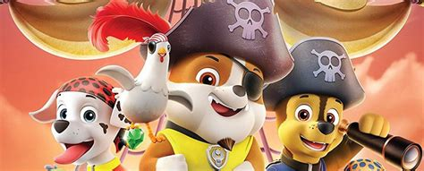 puppy pals dvd release date paw patrol the great pirate rescue dvd dvd reviews popzara press