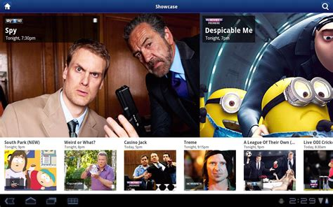 sky layout update sky app updated now with new tablet layout eurodroid