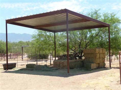 Sheds For Sale In Az by Az Hay Shade Builders Installers Arizona Hay Barns For Sale