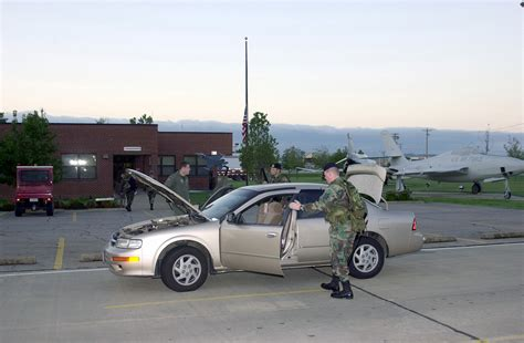 Dmv Search File Lieutenant 1lt Thad E Shepard Usaf Standing Left Car 188th