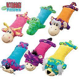 kong pillow kong pillows critter 1800petsupplies