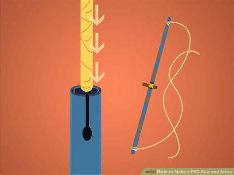 Arrow Fiber Glass Untuk Busur 15 40 Lbs 3 ways to make a pvc bow and arrow wikihow