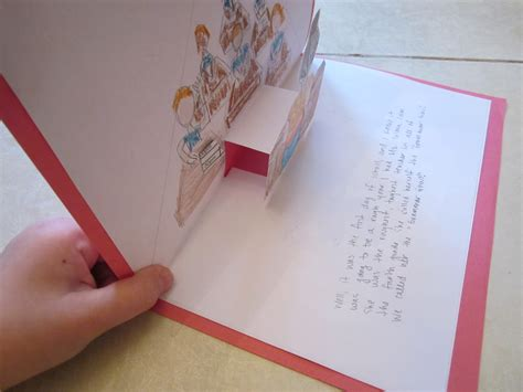How To Make A Paper Story Book - foldable booklets theroommom