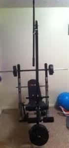 sportek weight bench 120 sportek kwb350 power folding weight bench with 100