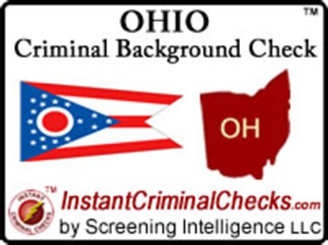 Ohio Criminal Background Check Ohio Criminal Background Checks For Pre Employment