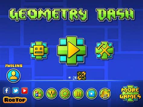 geometry dash full version mobile geometry dash pc download