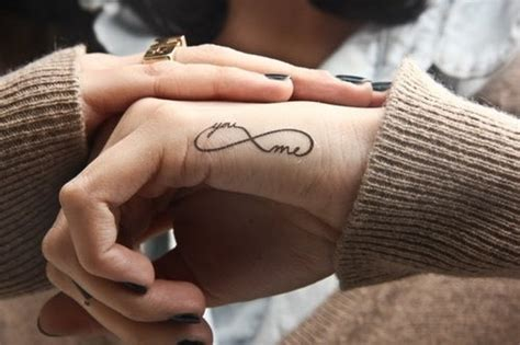tattoo infinity in hand infinity hand tattoo inked up pinterest