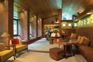 Zimmerman House Floor Plan by Frank Lloyd Wright Zimmerman House Floor Plan
