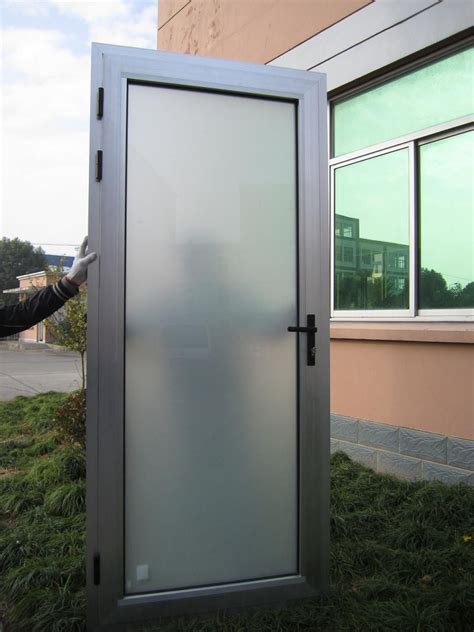 Frosted Glass Exterior Doors Aluminum Door Samsung Pictures