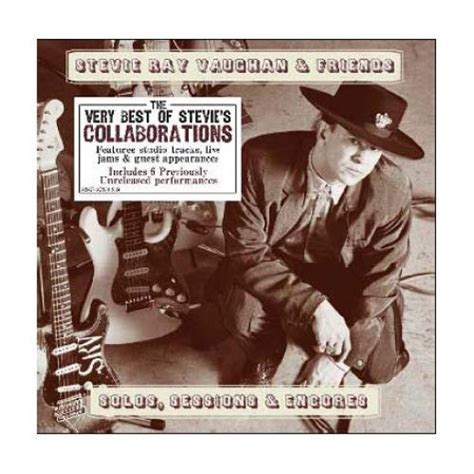 stevie ray vaughan solos sessions encores uk cd album cdlp
