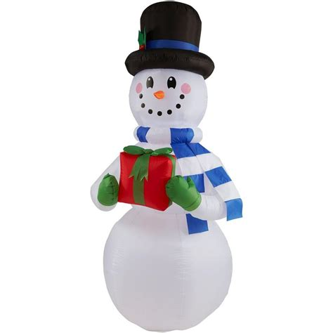inflatable snowman buy inflatable snowman online santa