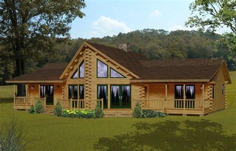 Summit Handcrafted Log Homes - summit katahdin cedar log homes floor plans