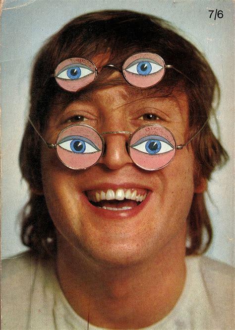 john lennons funny faces    eric alper