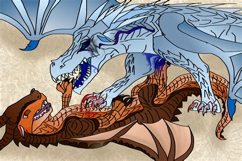 fjords death wings of fire by drobot80 on deviantart - Fjord Wings Of Fire