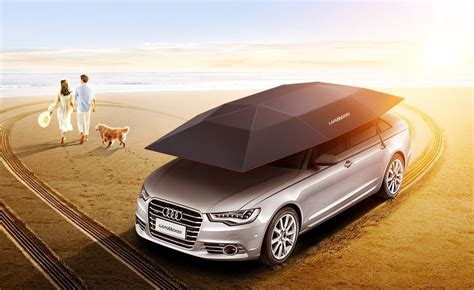 lanmodo automatic car tent gadget flow