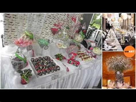 beat christmas party decor decoration ideas best themes