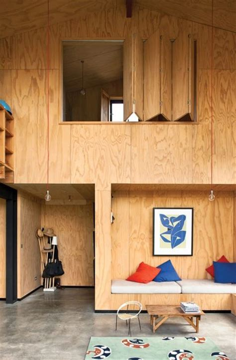Walls And Ceiling Magazine by Plywood Walls Plywood And Ceilings On