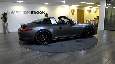 Porsche Targa Black by Porsche Targa Gts Grey With Black Lawton Brook