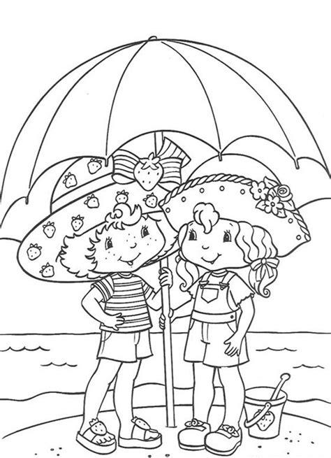 dibujos infantiles para colorear del verano dibujos para colorear de la playa y el verano dibujos de