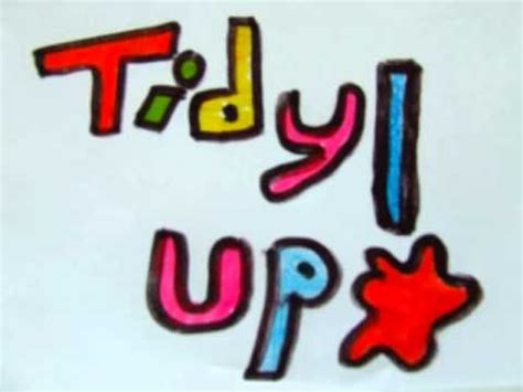 tidy up rhumba song by musical playground youtube