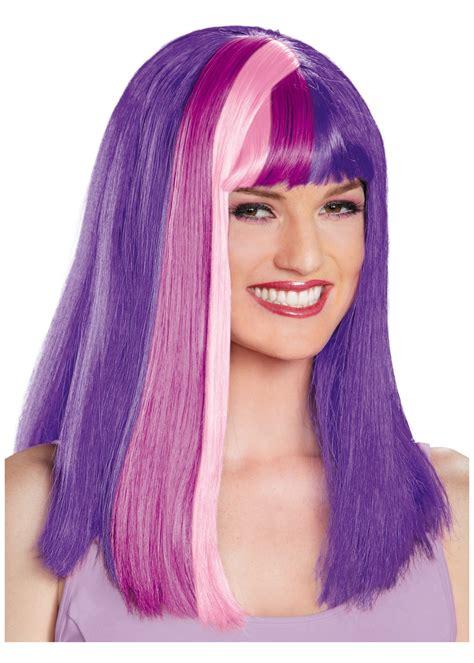 pony wig my pony twilight sparkle wig wigs