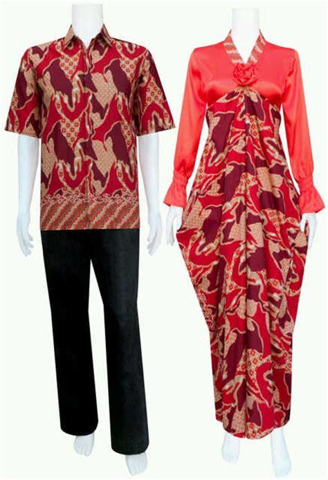 Batik Gamis Gradasi baju batik sarimbit model kaftan corak gradasi tata