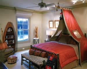kids themed bedrooms camping theme room design dazzle