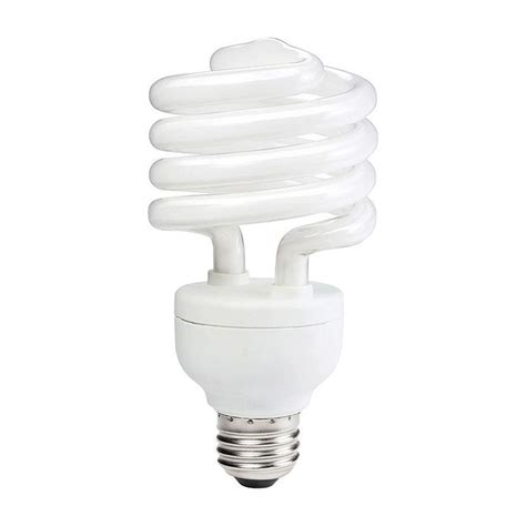 100 watt clear light bulbs philips 100w equivalent daylight 5000k t2 twister cfl