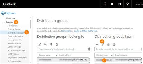 Marquette It Help Desk by Manage Distribution Lists It Services Marquette