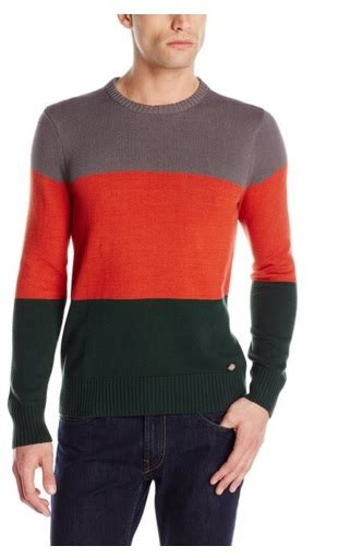 Hq 16712 Stripe Knit Sweater fall and winter 2015 trend alert graphic knits ideas hq