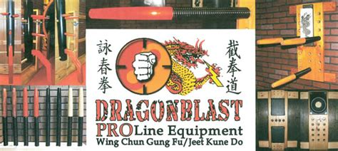 jeet kune do equipment dragonblast equipment