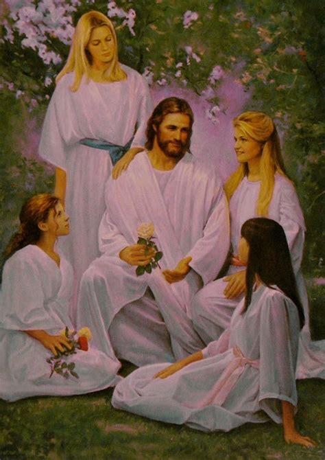 imagenes jesucristo lds poligamia andrea foltz